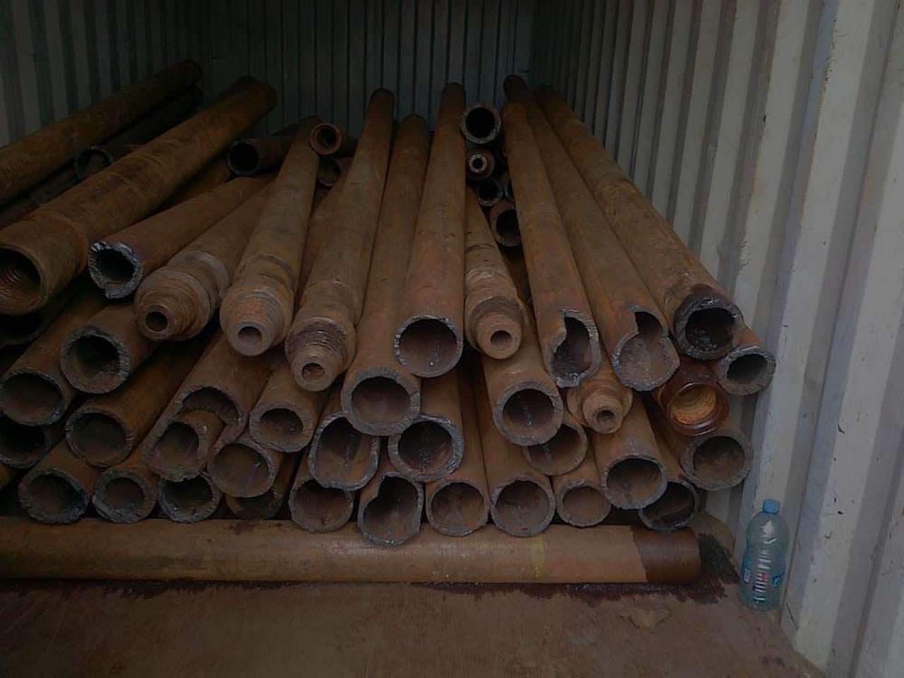 Iron Pipes Scrap Seller