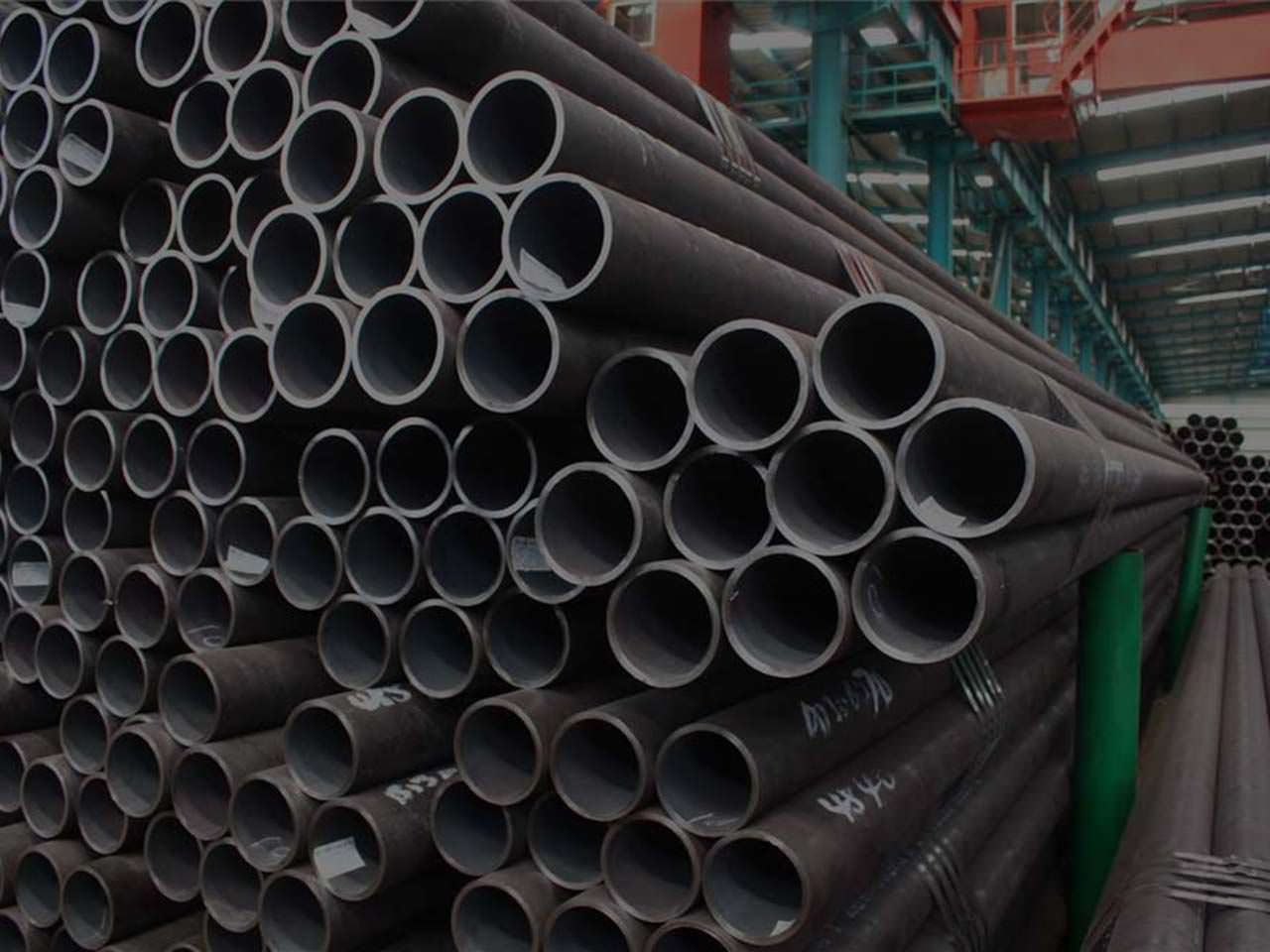 Steel Pipes Scrap Buyer